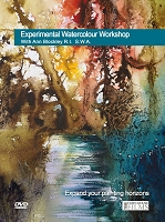 Experimental Watercolour Workshop DVD with Ann Blockley R.I. S.W.A.