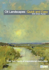 Oil Landscapes-Quick and Easy with Brian Ryder