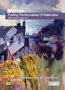Pushing the Boundaries of Watercolour with Chris Forsey