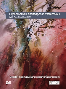 Experimental Landscapes in Watercolour with Ann Blockley