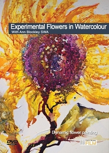 Experimental Flowers in Watercolour with Ann Blockley