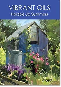 Vibrant Oils with Haidee-Jo Summers