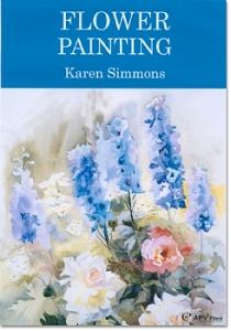 Flower Painting with Karen Simmons