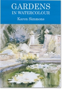 Gardens in Watercolour with Karen Simmons