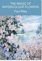 The Magic of Watercolour Flowers DVD with Paul Riley