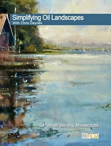 Simplifying Oil Landscapes with Chris Daynes
