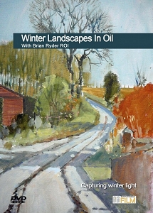 Winter Landscapes in Oil with Brian Ryder