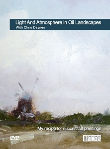 Light and Atmosphere in Oil Landscapes with Chris Daynes