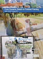 From Dynamic Sketch to Finished Painting With Chris Forsey R.I.