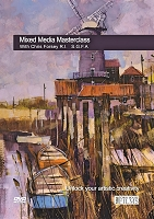Mixed Media Masterclass DVD with Chris Forsey R. I.