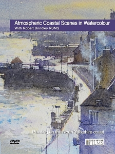 Atmospheric Coastal Scenes in Watercolour with Robert Brindley