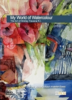 My World Of Watercolour - The Art of Shirley Trevena