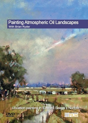 Bryan Ryder Painting Atmospheric Oil Landscapes
