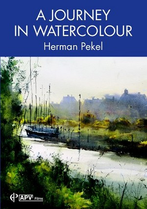 A Journey in Watercolour with Herman Pekel