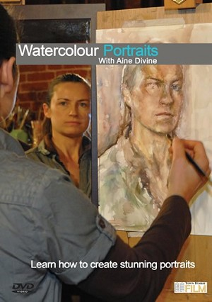 Watercolour Portraits with Aine Divine