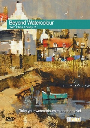 Beyond Watercolour with Chris Forsey