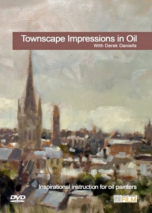 Townscape Impressions in Oil with Derek Daniells