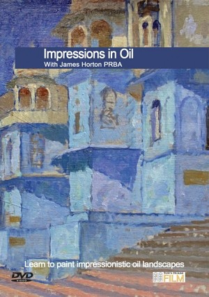 Impressions in Oil with James Horton