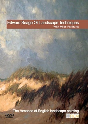Edward Seago Oil Landscape Techniques with Miles Fairhurst