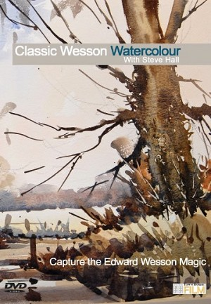Classic Wesson Watercolour with Steve Hall