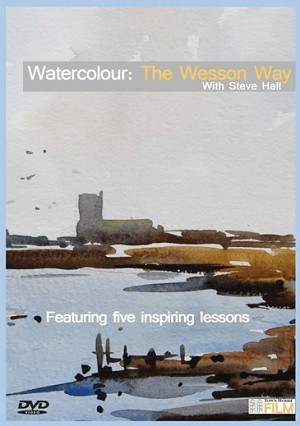 Watercolour: The Wesson Way with Steve Hall