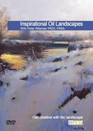 Inspirational Oil Landscapes with Peter Wileman