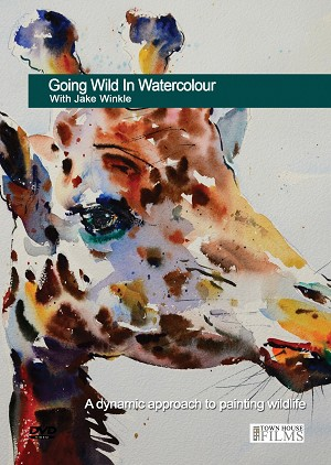 Going Wild in Watercolour with Jake Winkle