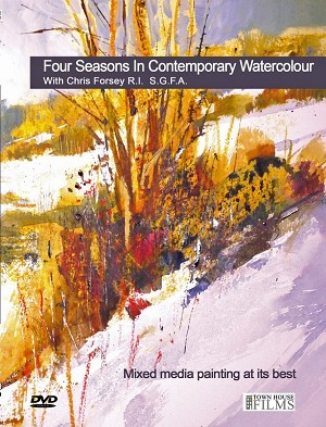Four Seasons in Contemporary Watercolour with Chris Forsey