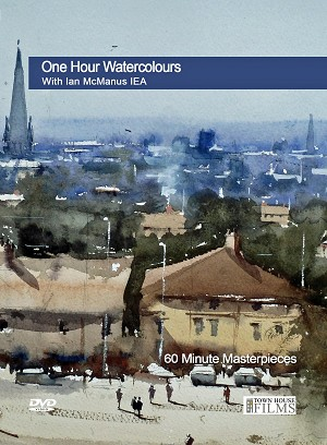 One Hour Watercolours with Ian McManus